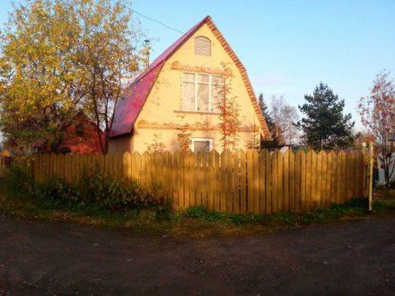 Продам дачу площадью 50 кв. м. в Мурманске