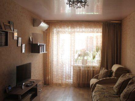 Продам трехкомнатную квартиру на 2-м этаже 5-этажного дома площадью 55 кв. м. в Ульяновске