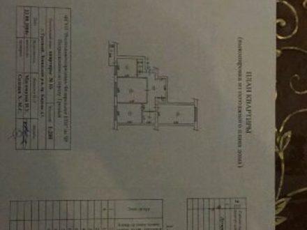 Продам трехкомнатную квартиру на 4-м этаже 9-этажного дома площадью 67 кв. м. в Грозном