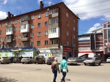 Сдам торговое помещение площадью 100 кв. м. в Кемерово