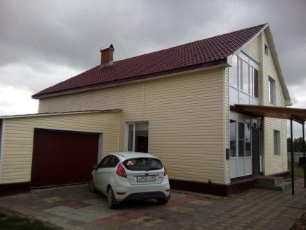 Продам дом площадью 198 кв. м. в Нарьян-Маре