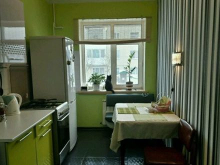 Продам однокомнатную квартиру на 1-м этаже 6-этажного дома площадью 35,6 кв. м. в Нарьян-Маре