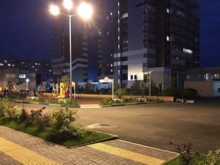 Сдам на длительный срок однокомнатную квартиру на 1-м этаже 5-этажного дома площадью 59 кв. м. в Красноярске