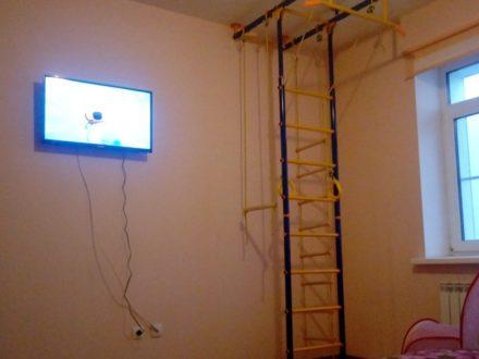 Сдам посуточно однокомнатную квартиру на 6-м этаже 7-этажного дома площадью 38,8 кв. м. в Нарьян-Маре