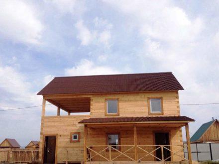 Продам дом площадью 130 кв. м. в Улан-Удэ