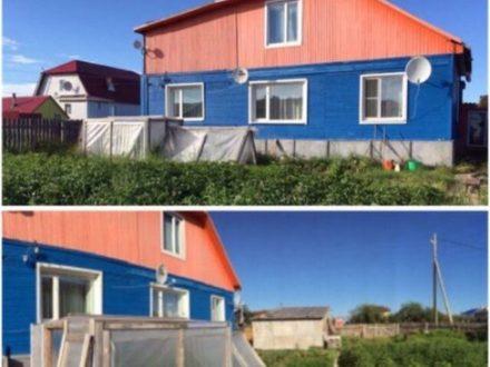 Продам дом площадью 90 кв. м. в Нарьян-Маре