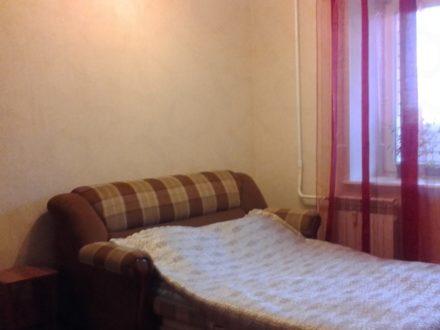 Сдам посуточно студию на 5-м этаже 9-этажного дома площадью 28 кв. м. в Вологде