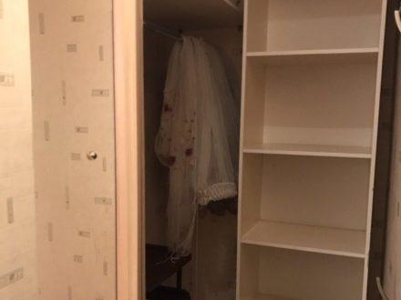 Сдам на длительный срок однокомнатную квартиру на 1-м этаже 5-этажного дома площадью 34 кв. м. в Ульяновске