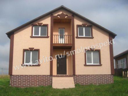 Продам коттедж площадью 200 кв. м. в Смоленске