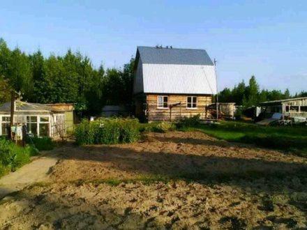 Продам дачу площадью 24 кв. м. в Ханты-Мансийске
