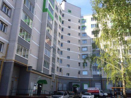 Продам однокомнатную квартиру на 9-м этаже 9-этажного дома площадью 40 кв. м. в Калуге