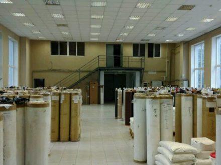 Сдам помещение свободного назначения площадью 358 кв. м. в Воронеже