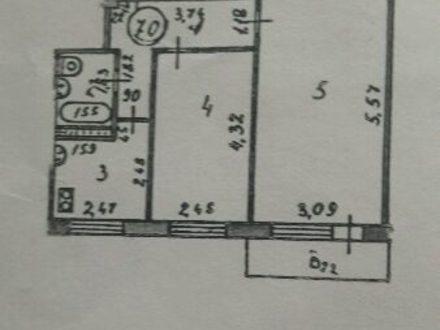 Продам двухкомнатную квартиру на 3-м этаже 5-этажного дома площадью 44 кв. м. в Йошкар-Оле