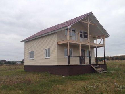 Продам дом площадью 120 кв. м. в Брянске
