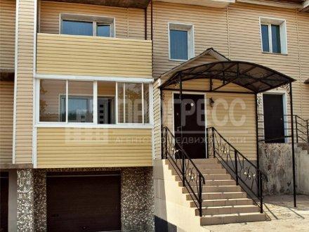 Продам таунхаус площадью 210 кв. м. в Улан-Удэ