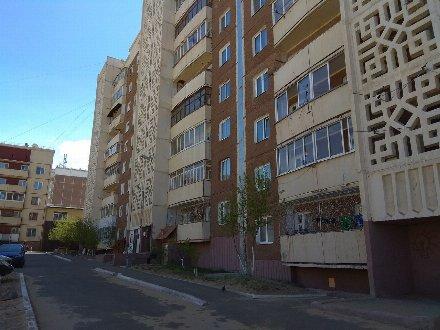 Продам однокомнатную квартиру на 3-м этаже 5-этажного дома площадью 33 кв. м. в Улан-Удэ