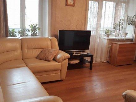 Продам четырехкомнатную квартиру на 2-м этаже 5-этажного дома площадью 79 кв. м. в Улан-Удэ