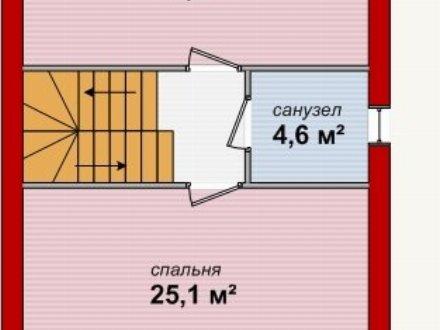 Продам дом площадью 124 кв. м. в Ростове-на-Дону