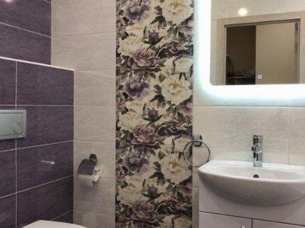 Сдам на длительный срок однокомнатную квартиру на 4-м этаже 9-этажного дома площадью 40 кв. м. в Владивостоке