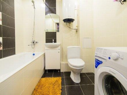 Сдам на длительный срок однокомнатную квартиру на 2-м этаже 4-этажного дома площадью 40 кв. м. в Петропавловск-Камчатском