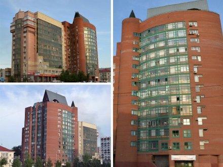 Продам четырехкомнатную квартиру на 3-м этаже 12-этажного дома площадью 109 кв. м. в Уфе