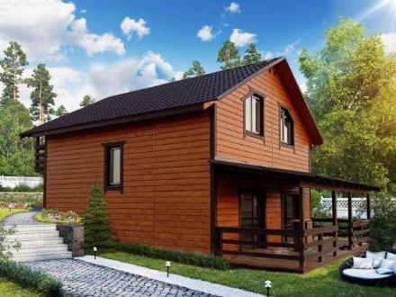 Продам дом площадью 175 кв. м. в Москве