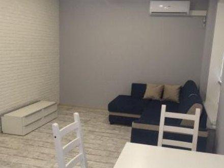 Сдам на длительный срок однокомнатную квартиру на 2-м этаже 25-этажного дома в Санкт-Петербурге