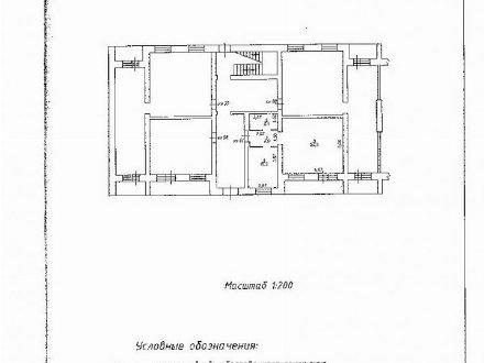 Продам двухкомнатную квартиру на 1-м этаже 5-этажного дома площадью 49 кв. м. в Хабаровске
