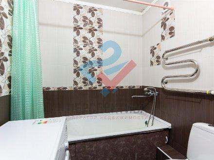 Продам студию на 3-м этаже 3-этажного дома площадью 24.5 кв. м. в Благовещенске
