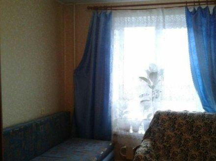 Продам трехкомнатную квартиру на 5-м этаже 9-этажного дома площадью 56 кв. м. в Уфе