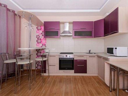 Сдам на длительный срок однокомнатную квартиру на 7-м этаже 9-этажного дома площадью 39 кв. м. в Белгороде