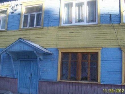 Продам трехкомнатную квартиру на 2-м этаже 2-этажного дома площадью 63 кв. м. в Иркутске