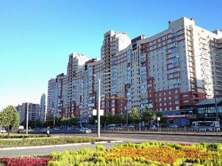 Продам четырехкомнатную квартиру на 8-м этаже 22-этажного дома площадью 111.45 кв. м. в Санкт-Петербурге