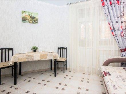 Сдам на длительный срок однокомнатную квартиру на 4-м этаже 5-этажного дома площадью 39 кв. м. в Барнауле