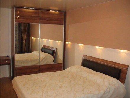 Сдам на длительный срок однокомнатную квартиру на 4-м этаже 9-этажного дома площадью 34 кв. м. в Тюмени