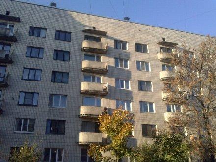 Продам однокомнатную квартиру на 6-м этаже 6-этажного дома площадью 39 кв. м. в Санкт-Петербурге