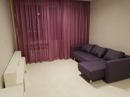 Сдам на длительный срок однокомнатную квартиру на 7-м этаже 10-этажного дома площадью 39 кв. м. в Ростове-на-Дону