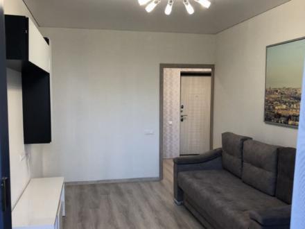 Сдам на длительный срок однокомнатную квартиру на 7-м этаже 12-этажного дома площадью 39 кв. м. в Москве