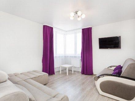 Сдам на длительный срок однокомнатную квартиру на 5-м этаже 6-этажного дома площадью 39 кв. м. в Оренбурге
