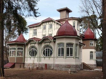 Продам коттедж площадью 636,9 кв. м. в Санкт-Петербурге