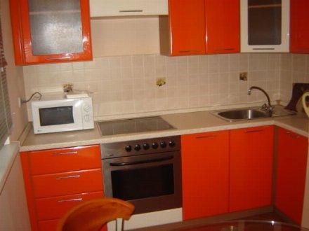 Сдам на длительный срок однокомнатную квартиру на 8-м этаже 25-этажного дома площадью 42 кв. м. в Хабаровске