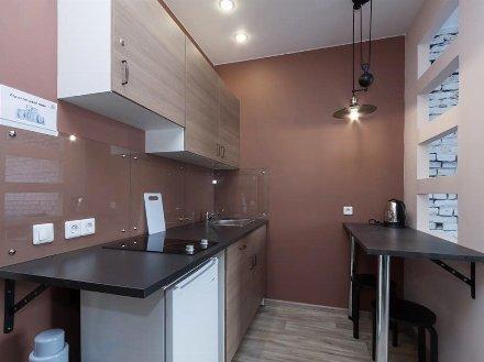 Сдам на длительный срок однокомнатную квартиру на 4-м этаже 5-этажного дома площадью 38 кв. м. в Биробиджане