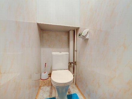 Сдам на длительный срок однокомнатную квартиру на 6-м этаже 9-этажного дома площадью 39 кв. м. в Екатеринбурге
