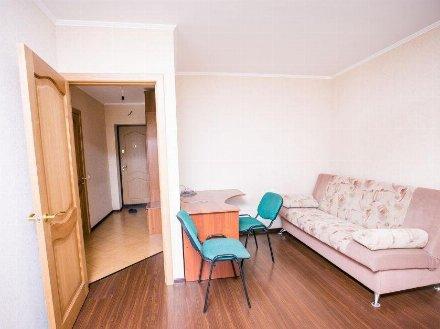 Сдам на длительный срок однокомнатную квартиру на 5-м этаже 10-этажного дома площадью 40 кв. м. в Томске