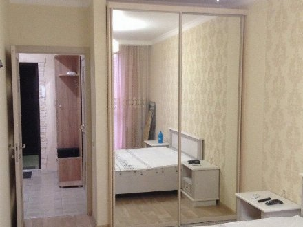 Сдам на длительный срок однокомнатную квартиру на 2-м этаже 5-этажного дома площадью 38 кв. м. в Нальчике