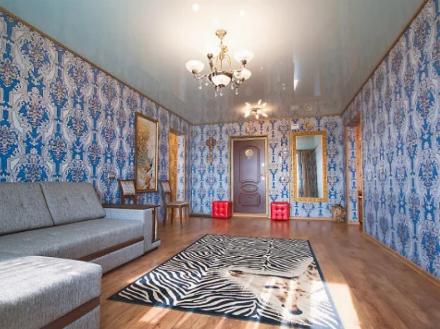 Продам двухкомнатную квартиру на 17-м этаже 18-этажного дома площадью 61 кв. м. в Ростове-на-Дону