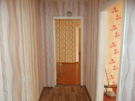 Продам четырехкомнатную квартиру на 4-м этаже 5-этажного дома площадью 61 кв. м. в Тамбове