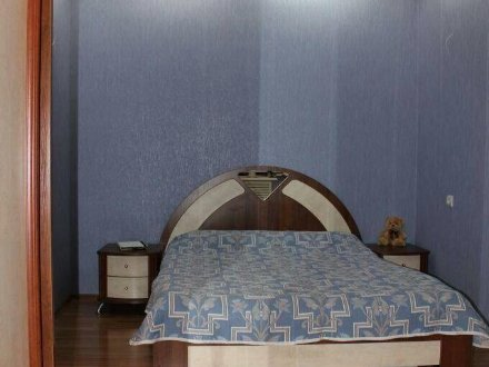 Сдам на длительный срок однокомнатную квартиру на 4-м этаже 4-этажного дома площадью 33 кв. м. в Томске