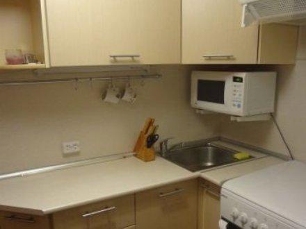 Сдам на длительный срок однокомнатную квартиру на 4-м этаже 4-этажного дома площадью 42 кв. м. в Томске