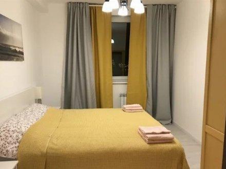 Сдам на длительный срок двухкомнатную квартиру на 5-м этаже 9-этажного дома площадью 54 кв. м. в Чите